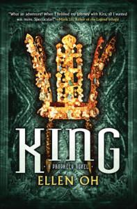 King by Ellen Oh