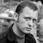Author Benjamin Percy. Photo by Jennifer May.