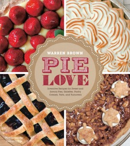 Pie Love by Warren Brown