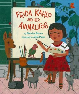 Frida Kahlo and Her Animalitos by John Parra