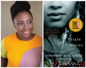 Chimamanda Ngozie Adichie - Purple Hibiscus