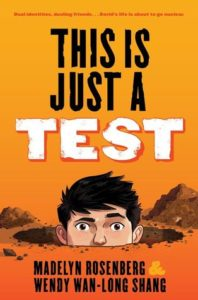 This is Just a Test by Wendy Shang